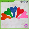 12 inch heart shaped latex balloon for party decoration