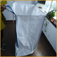 100% new polypropylene woven container bag 1200kg from China shandong