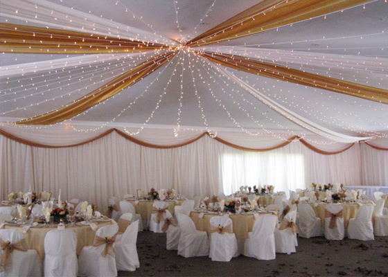 What Is Pipe And Drape Diy Backdrop Stand For Wedding