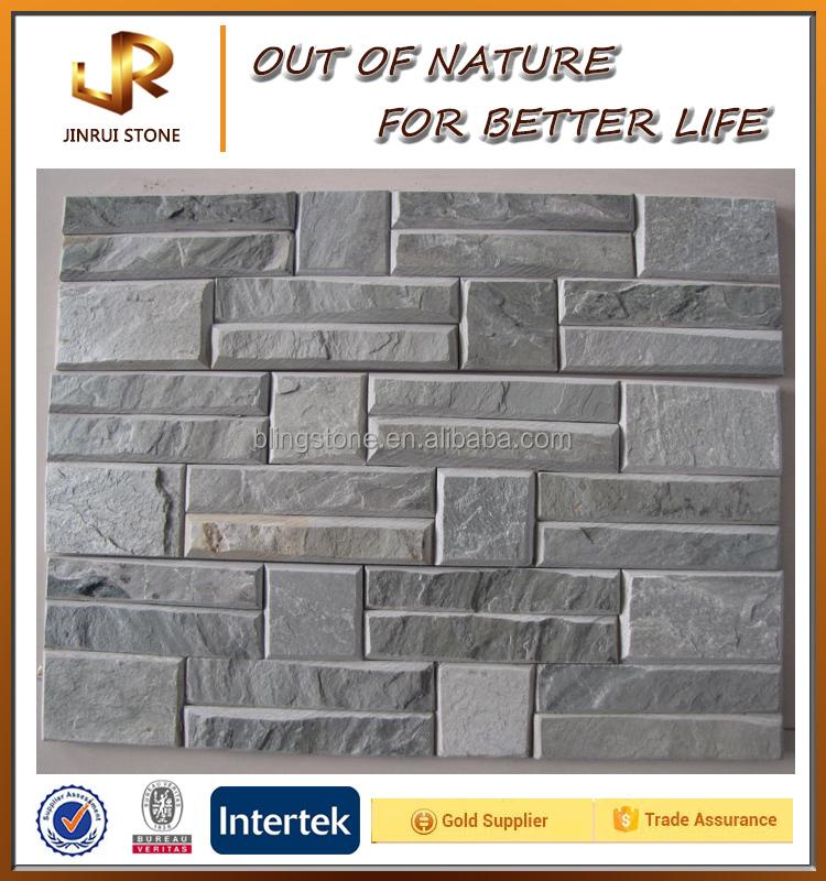 Fachada exterior precios baldosas de piedra decorativa - Precio baldosas exterior ...