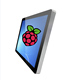 10'' 12'' 15'' 17'' 19'' 21'' Raspberry Pi 3 USB Capacitive touch flat screen Monitor