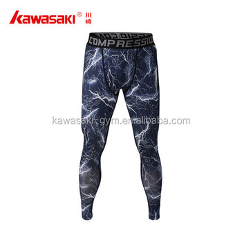 09f01f3137f44 2017 Real Mens Compression Pants High Stretch Joggers Fitness Clothing  Polyester Running Gym Tights Men Leggings