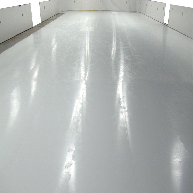 Uhmwpe Material Ice Hockey Flooring Tile Floor To Skating Rink