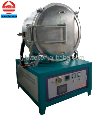 2200.C Compact Vacuum Nitrogen Atmosphere Furnace with stainless steel materials shell