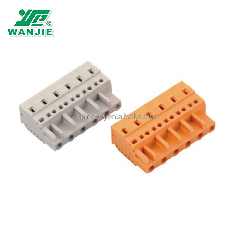 Wago MCS Pluggable Terminal Block(WJ0601/0701-02xx)