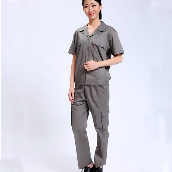 Construction work clothes womens work uniform
