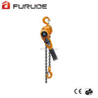 Low price manual lever block cable pulling equipment