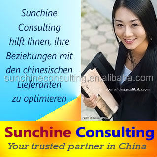 German to Chinese translator Interpreter in Jiangsu / Zhejiang / Guangdong / Fujian / Shandong