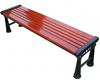 WPC wood plastic composite park bench Chinese golden supplier