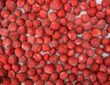 IQF Export High Quality products Frozen Strawberry wholesale