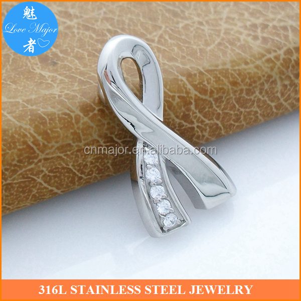 Necktie shaped Stainless Steel Cremation Urn Necklace Pendant with Fill Kit Ashes Jewelry MJCP-081