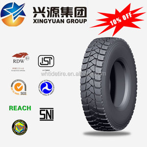 All Steel Heavy Duty New Radial TBR Truck Tires 11R 24.5