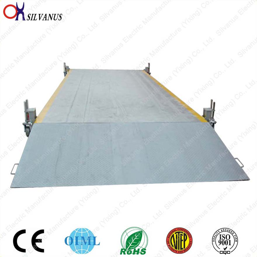 Portable Electric Weighbridge Platform Truck Scale