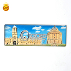 London Oxford Epoxy 2d Travel Gift Premium Giveaway Fridge Magnets