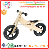 Popular Kids Bicycle Toy Wooden Training Balance Bike for Children