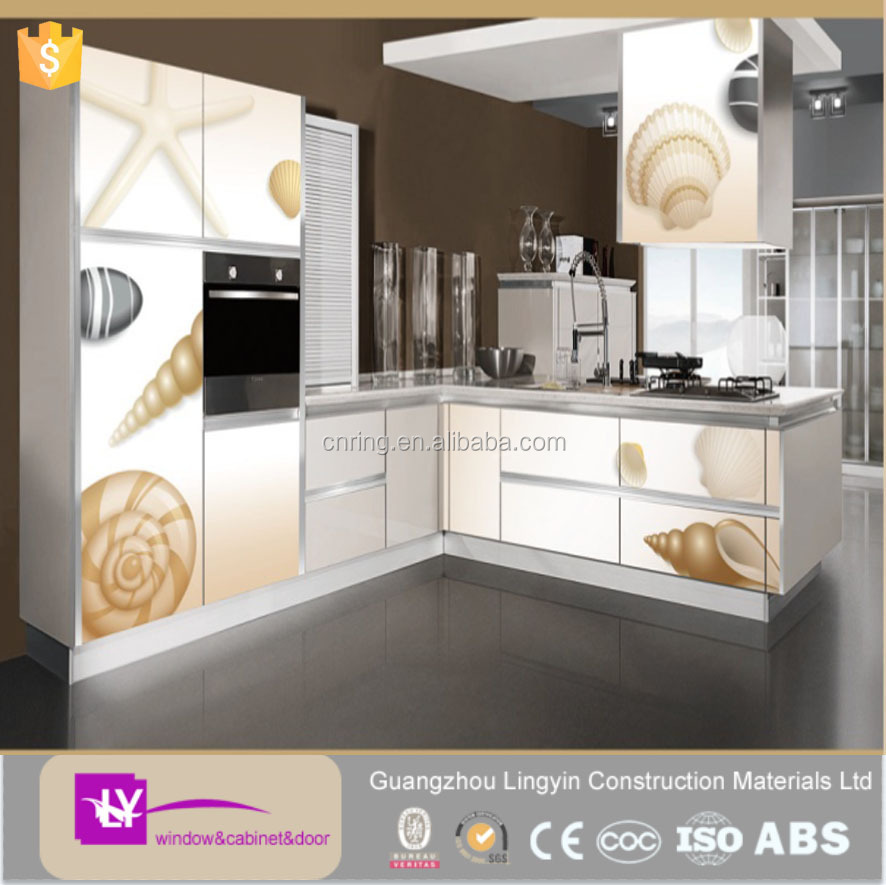Newest Effects 3d Modern Kitchen Cabinets With High Quality Kitchen Accessories Buy Newest Effects 3d Kitchen Cabiners Modern 3d Kitchen