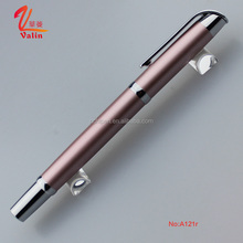 The Most Popular Phone Rose Gold Metal Roller Pen for Ladies and Gentleman