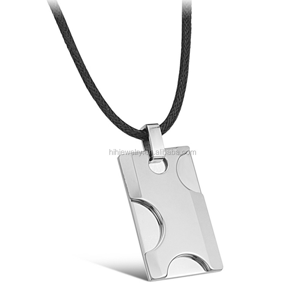 pendant columbia polished carbide dogtag sf tungsten