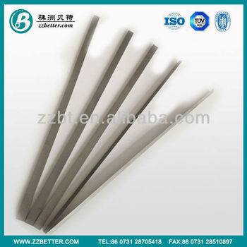 High Precision Carbide Strips for Wood Cutting