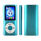 High Quality Comfortable Feel 16GB Music Player Ultra Long Music Play Time MP4 Player with Radio