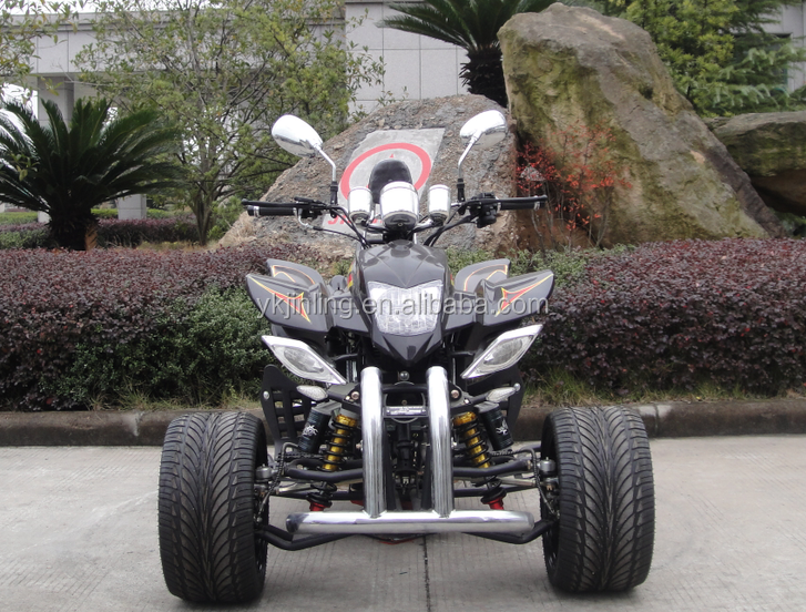 three wheel water cooled 250cc EEC ATV Quad bike