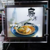 table portable led crystal light box