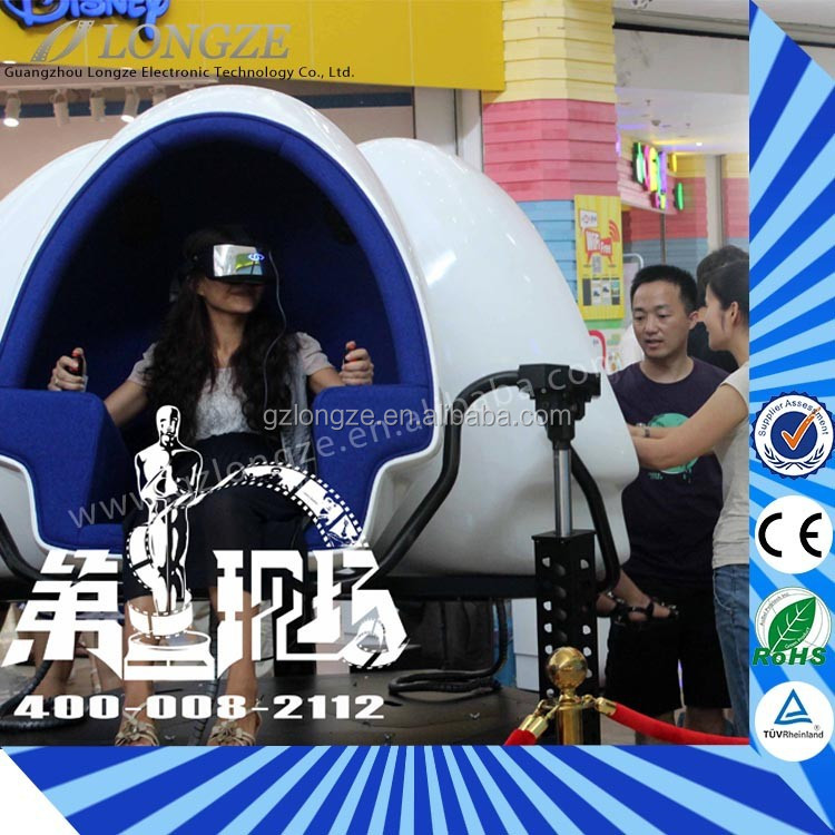 New Products 9d cinema vr simulator 3d virtual reality from china supplier