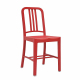 New Desgin Modern Appearance Design polypropylene dining back chair