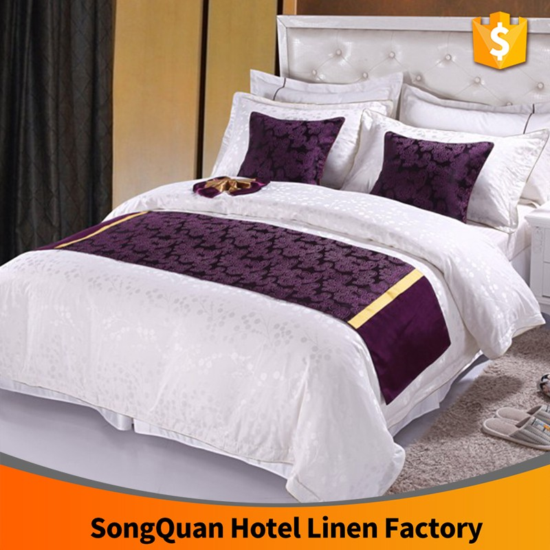 alibaba china low price 100 cotton cheap hotel bed linen With cheap hotel linen