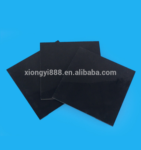 Low price High Glossy Plastic Sheet black ABS Sheet for vacuum forming