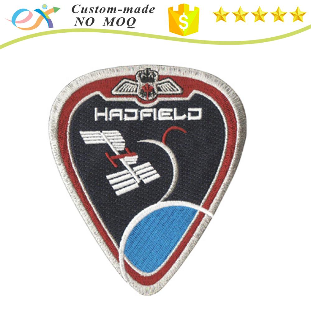 Trade Assurance custom embroidery uniform chevron