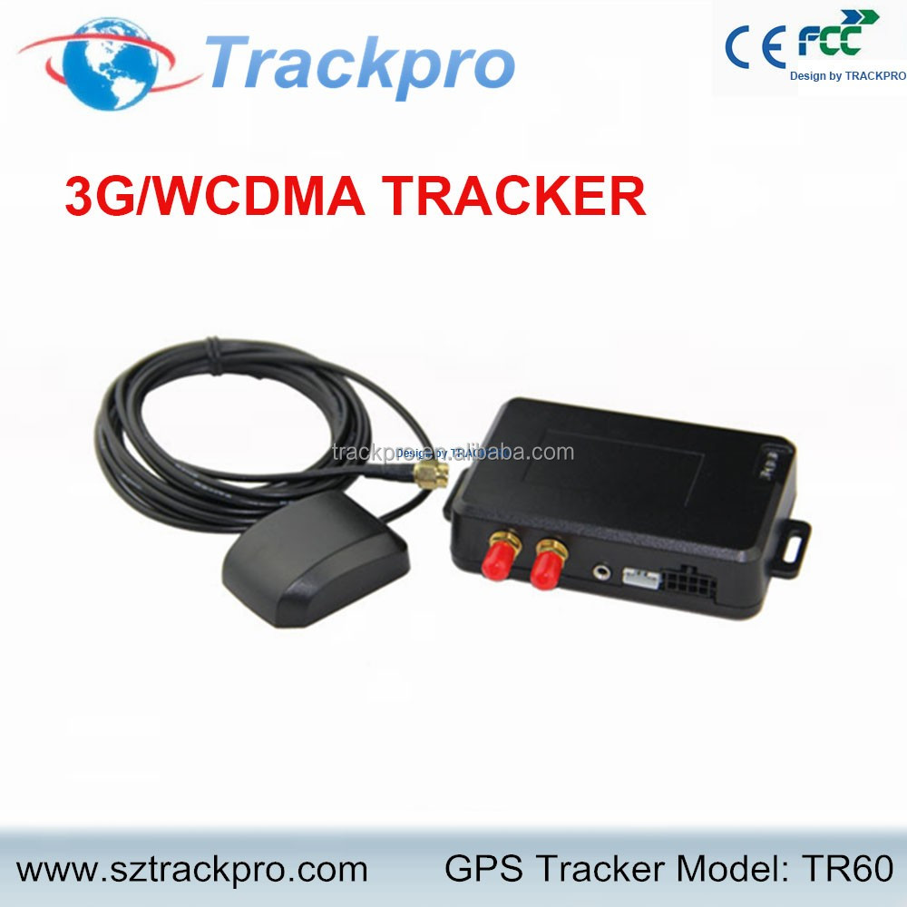 radio shack car trackr CDMA sim card tracking 3g gps tracker TR60