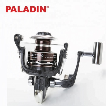 PALADIN Hamai 12 Ball Bearings FULL METAL Handle Spinning / Fishing Reels