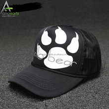 Custom mesh 100% polyester sports golf wholesale running cap, 5 panel printing baseball cap , dri fit cap hat