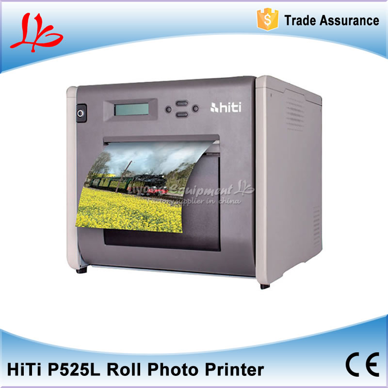 HiTi P525L Roll Photo Printer Easily transportable and with impressive print speeds