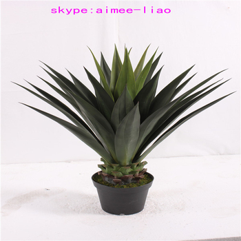 Q101036 Artificial Indoor Plants Garden Decoration Agave Plant ...