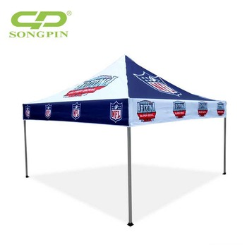 10x10 Cheap Metal Frame Folding Canopy Tent For Sale - Buy Metal ...