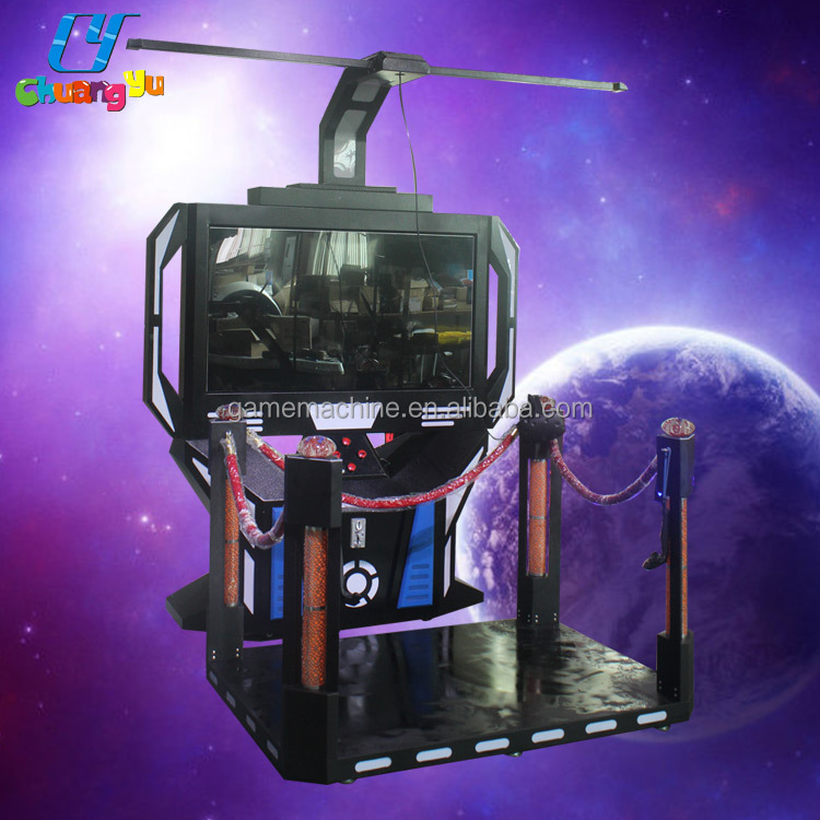 Dubai 9d cine game machine HTC Vive vr equipment standing vr walker game space