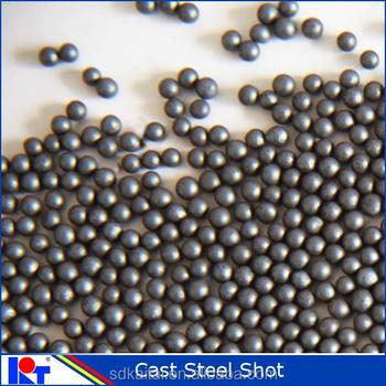Steel Shot S780 Grade Steel Ball