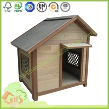 Wooden Pet Kennel