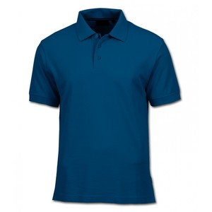 Promo anti-shrink 100% cotton new design polo t shirt men
