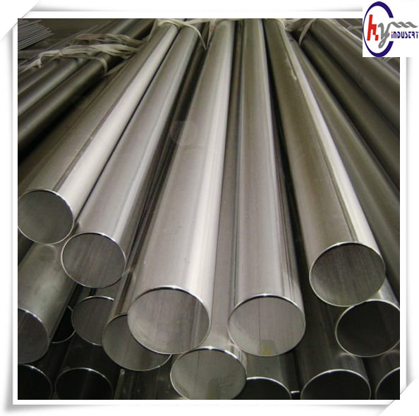 Nickel cooper alloy UNS N05500 Monel K-500 seamless tube