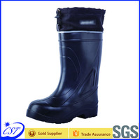 Safety anti-static rubber boots for male
