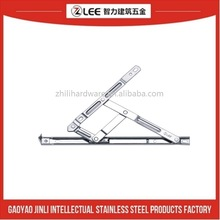 China manufacture Light-duty stainless steel friction stay, high quality friction stay 4 bars hinge