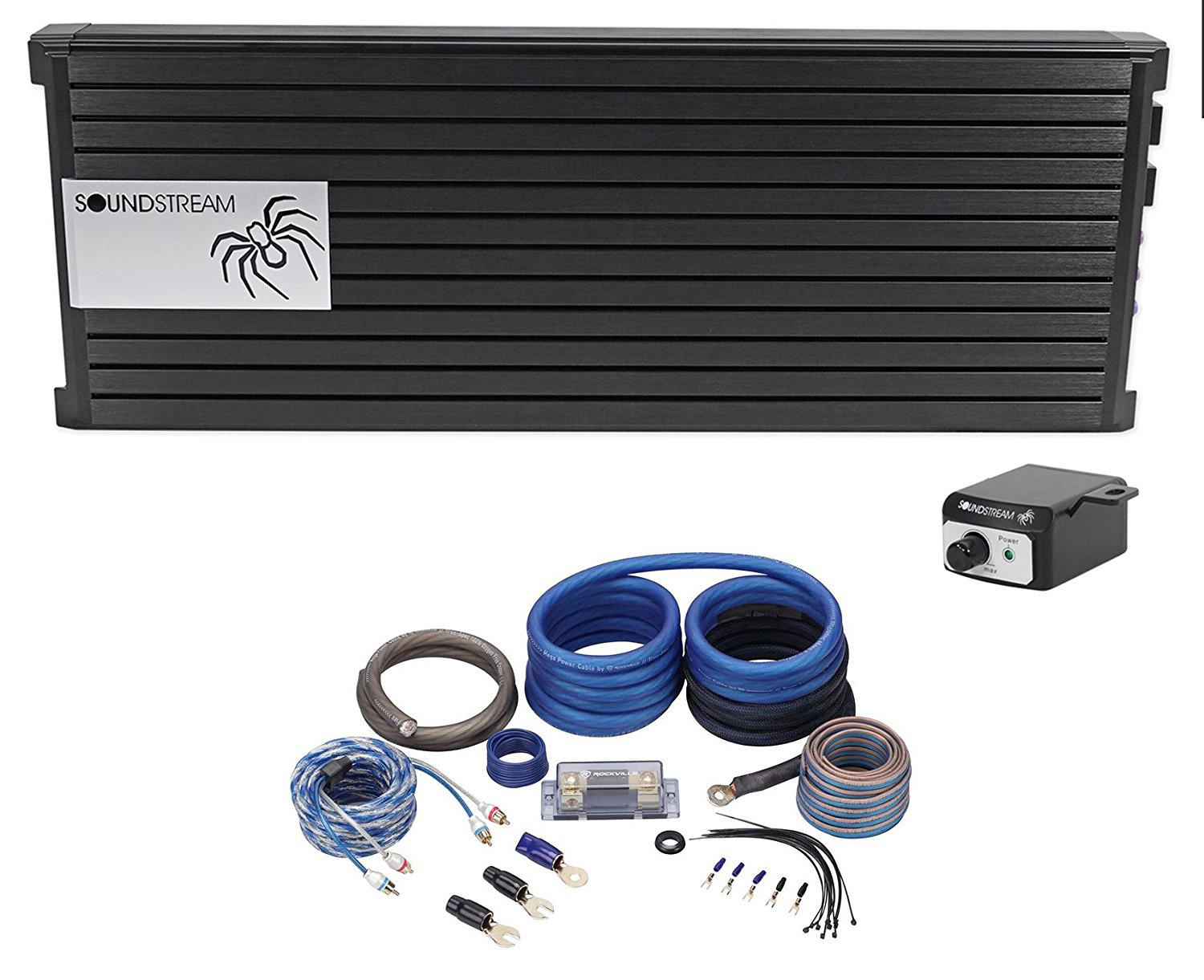Buy Soundstream RUB1 1600D 1600 Watt Rms Mono Amplifier