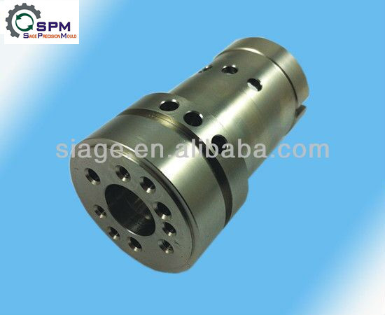 cnc machine spare parts manufacturer in shanghai