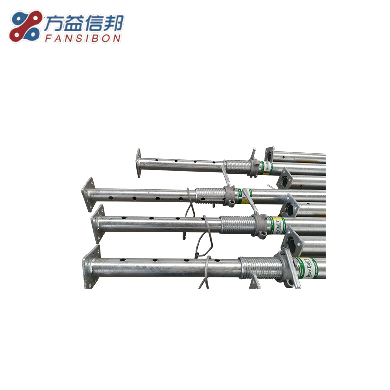 Alibaba china fansibon used adjustable steel shoring props for sale