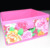 home Containers non-woven foldable fabic organizer box