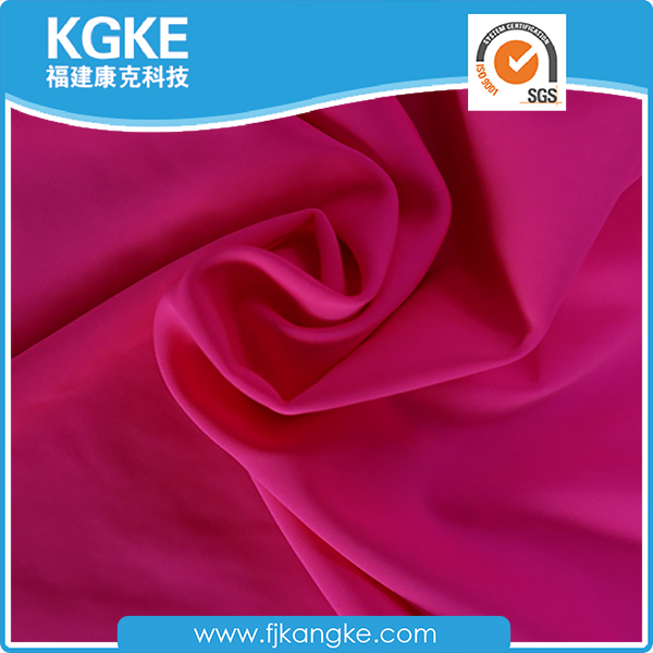 Quick drying plain dyed 100 polyester fabric wholesale from China