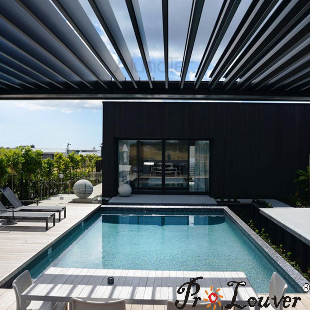 Sympathisch Pergola Dach Galerie Von Mode-design Wasserdichte Abdeckungen/öffnung